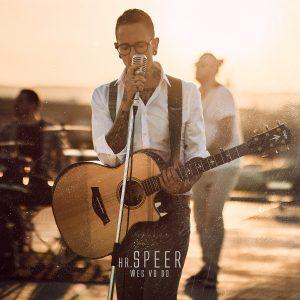 Herr Speer Single Cover zur Single Weg Vo Do 03.09.2021